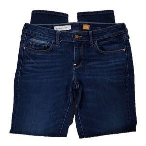 Pilcro & the Letterpress Stet Skinny Jeans, Sz 28
